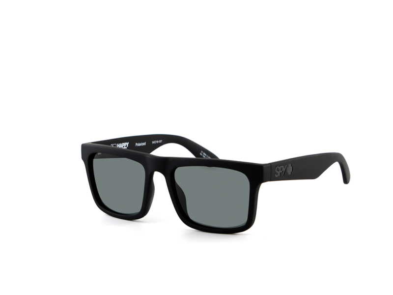 SPY ATLAS SOFT MATTE BLACK 673371973864