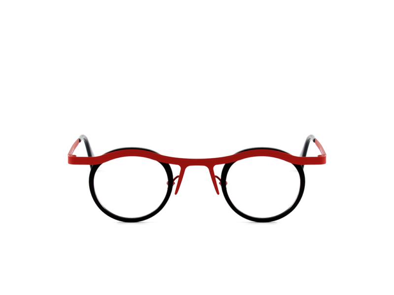 TREBOSS 3012 RED/BLACK